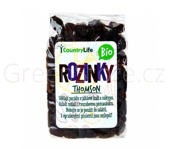 Rozinky Thomson 100g BIO Country Life