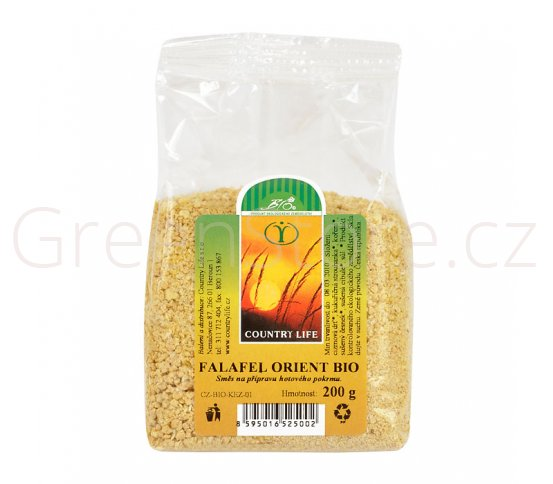 Falafel orient 200g BIO Country Life