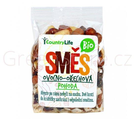 Směs ovocno-ořechová POHODA 150g BIO Country Life