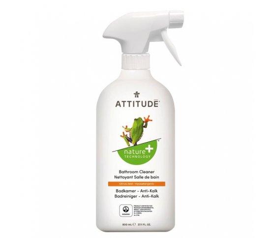 Attitude Čistič koupelen - citronová kůra 800ml
