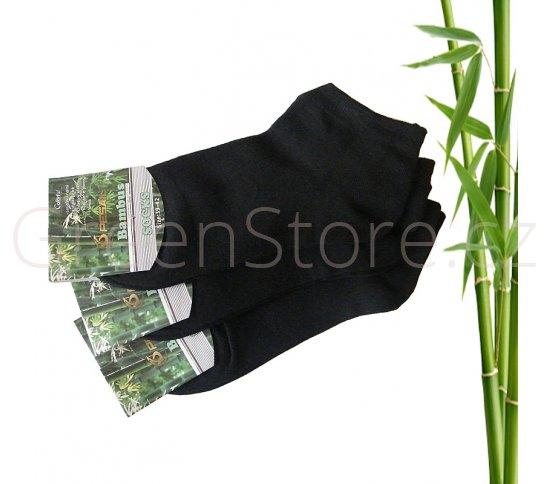 Bambusové ponožky dámské kotníkové 7e816c68c7
