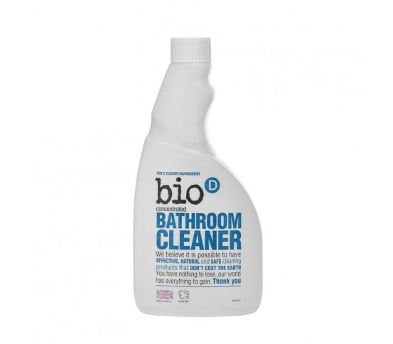 Bio-D Čistič na koupelny - náhradní náplň 500ml