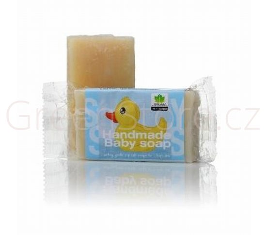 Přírodní mýdlo pro děti levandule a kananga Simply Soaps