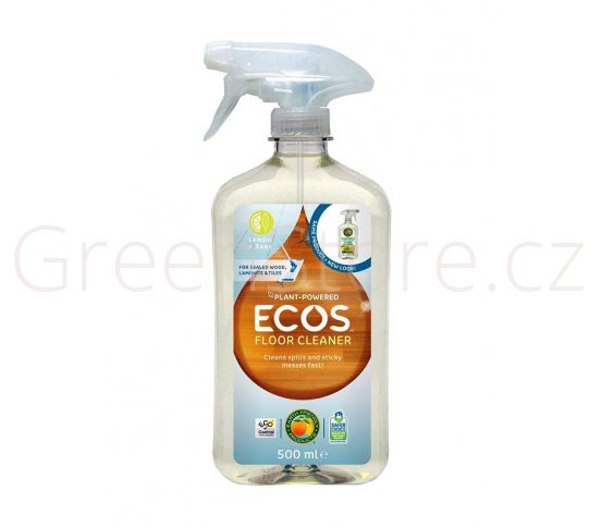 Čistič podlah - Spray and Mop 500ml Earth Friendly - Posl. 1ks