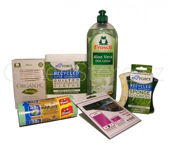 Dárková sada - Ekologický úklid