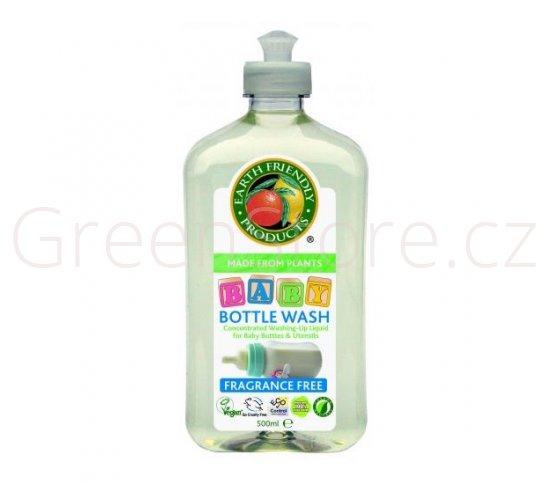 Gel na mytí kojeneckých lahví 500ml Earth Friendly - posl. 1ks