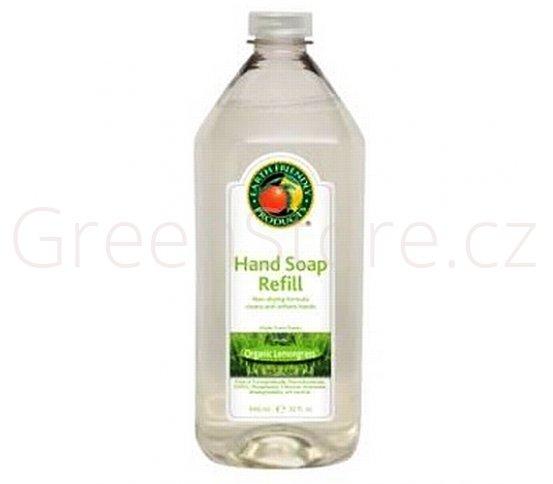 Mýdlo na ruce Citronová tráva 3,78l