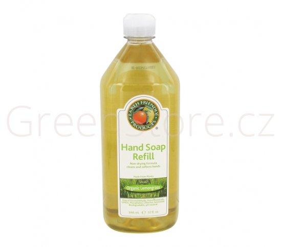 Mýdlo na ruce Citronová tráva 950ml Earth Friendly