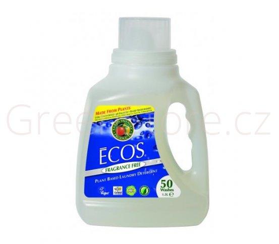 Prací gel Ecos 2v1 Bez vůně 1,5l - 50 praní