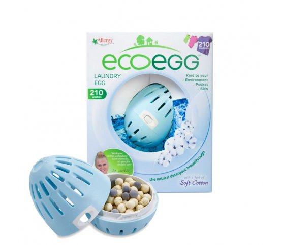 EcoEgg Vajíčko na praní Svěží bavlna - 210 praní