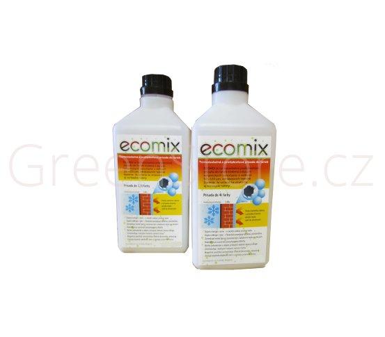 ECOMIX termoizolační přísada do 4l barvy