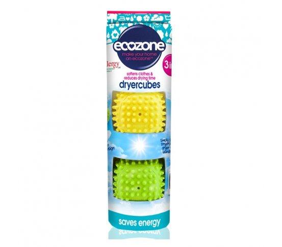 Ecozone Cubes do sušičky prádla - 2ks