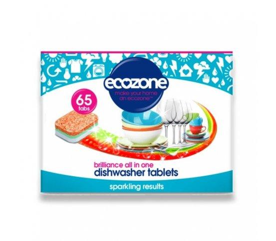 Ecozone Tablety do myčky 5v1 - 65ks