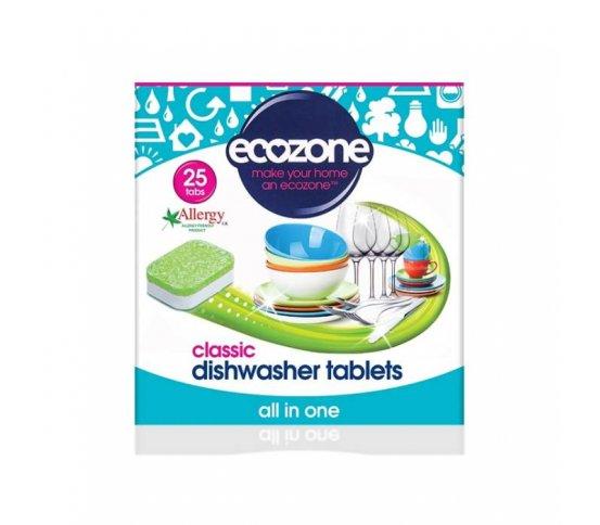 Ecozone Tablety do myčky Classic - 25ks