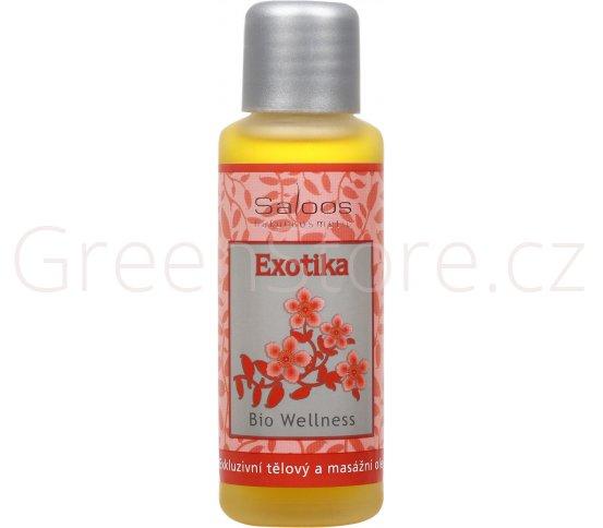 BIO wellness olej Exotika 250ml Saloos