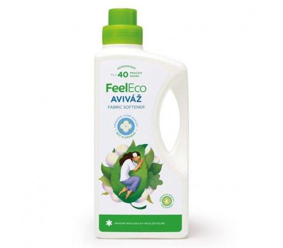 Feel Eco Aviváž s přírodní vůní bavlny 1l