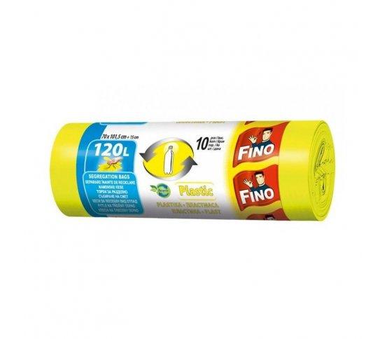 Fino Pytle na plast z recyklovatelného plastu 120l (10ks)