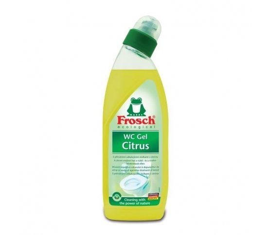 Frosch WC čistič citrón 0,75l