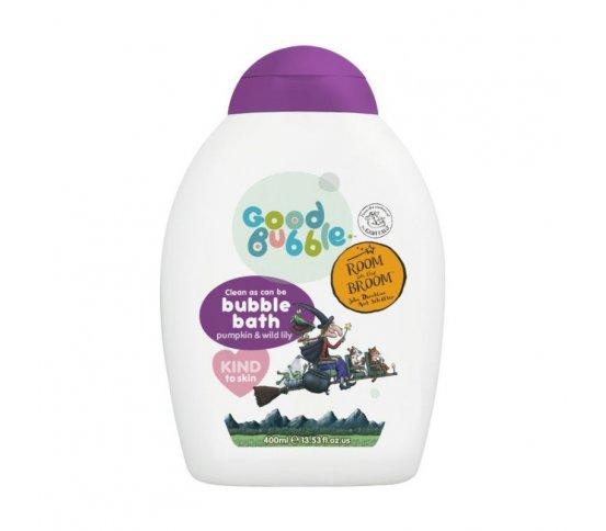 Good Bubble Dětská pěna do koupele Divoká lilie a dýně 400ml