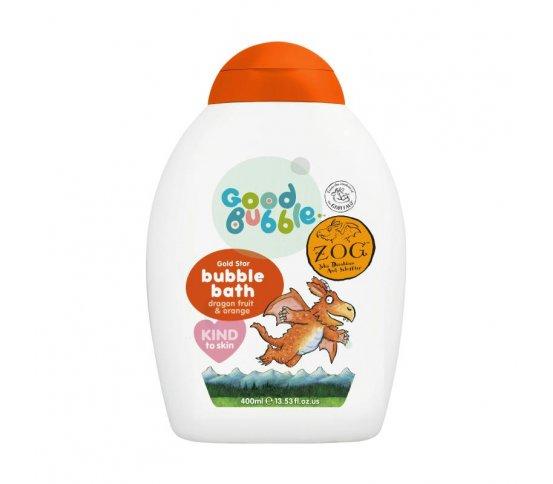Good Bubble Dětská pěna do koupele Pomeranč a Dračí ovoce 400ml