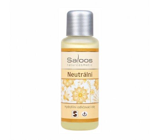 Hydrofilní odličovací olej Neutrální 50ml Saloos
