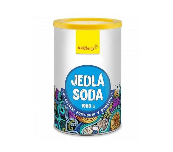 Jedlá soda bika 1kg Wolfberry