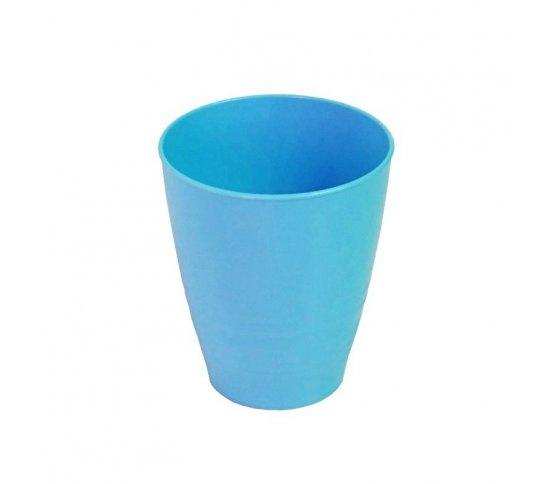 Nápojový kelímek 250ml z bioplastu - modrý Biodora