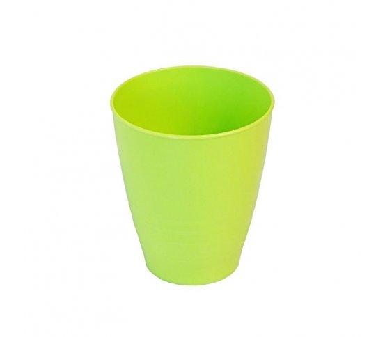 Nápojový kelímek 250ml z bioplastu - zelený Biodora