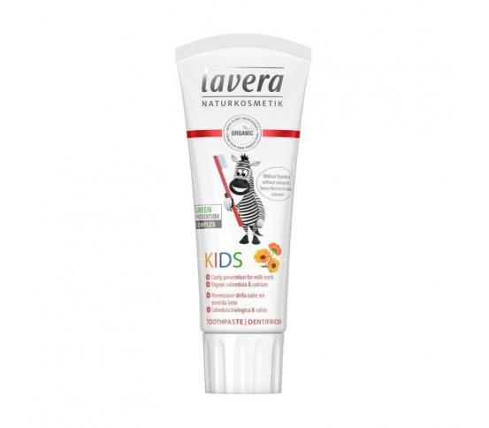 Lavera Dětská zubní pasta - ovocná 75ml BIO