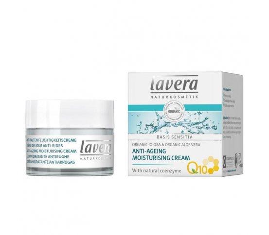 Lavera Sensitiv Hydratační krém s koenzymem Q10 50ml BIO