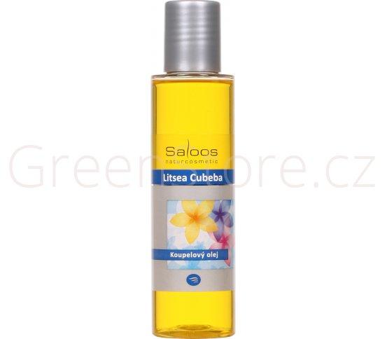 Koupelový olej Litsea Cubeba 250ml Saloos