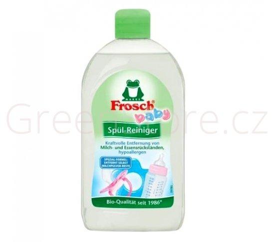 Frosch Mycí prostředek na kojenecké lahve a dudlíky 0,5l
