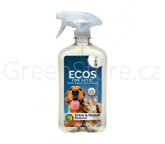 Odstraňovač zvířecího zápachu a skvrn 500ml Earth Friendly
