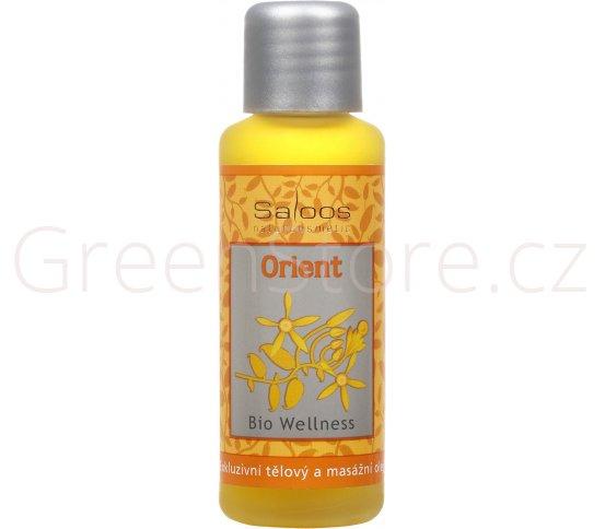 BIO wellness olej Orient 125ml Saloos