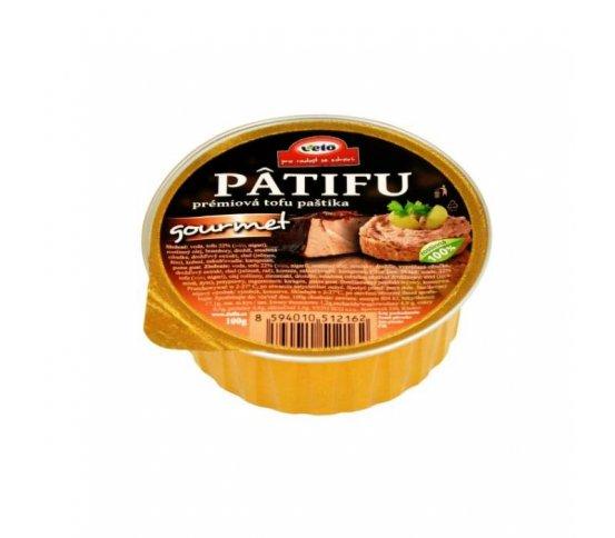 Paštika PATIFU gourmet 100g VETO ECO