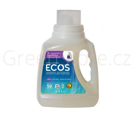 Prací gel Ecos 2v1 Levandule 1,5l - 50 praní Earth Friendly