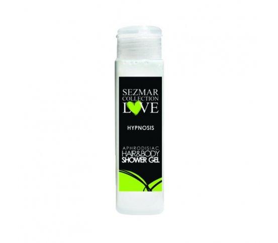 Přírodní intimní sprchový gel s afrodiziaky hypnosis 50ml Hristina
