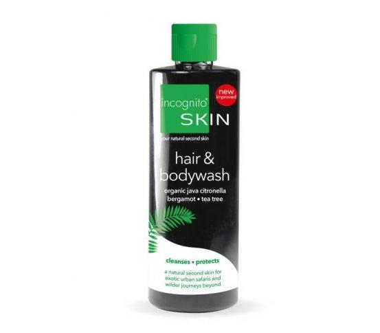 Přírodní šampon proti vším a hmyzu 200ml Incognito