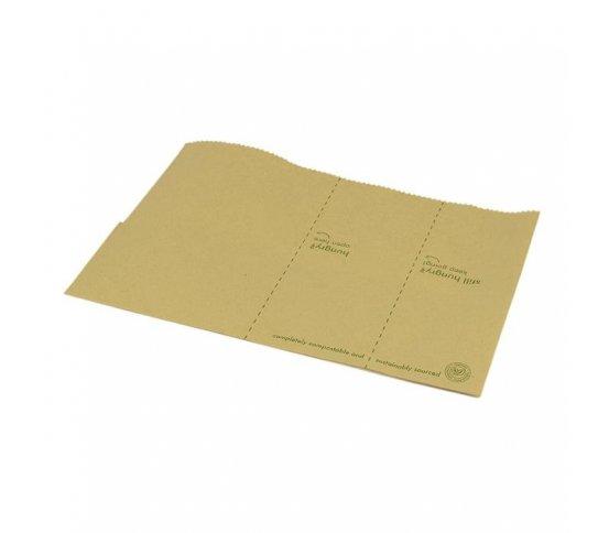 Skládací pečící kraft papír na wrap a tortilu (500ks)
