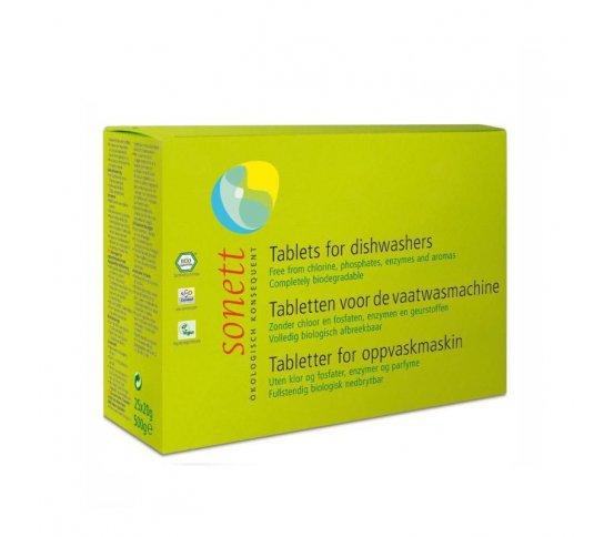 Sonett Tablety do myčky 500g (25ks)