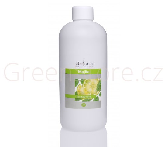 Sprchový olej Mojito 500ml Saloos