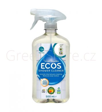 Čistič koupelen a sprch Tea Tree, Levandule 500ml Earth Friendly