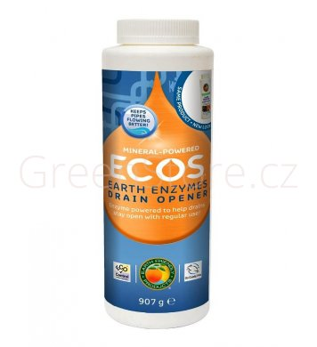 Čistič odpadů - Earth Enzymes 907g Earth Friendly