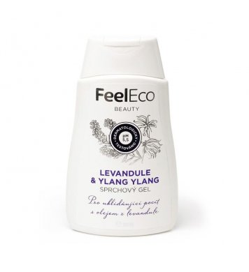 Feel Eco Sprchový gel Levandule & Ylang-Ylang 300ml