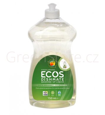 Gel na nádobí Dishmate Hruška 750ml Earth Friendly