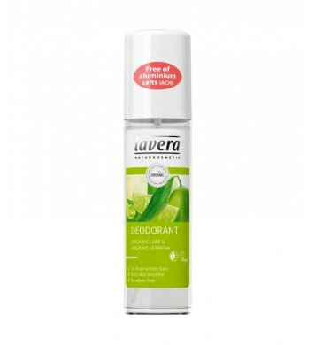 Lavera Deo spray Verbena & Limetka 75ml BIO