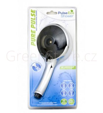 Multi sprchová hlavice Pulse ECO Shower 6 l - chrom
