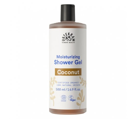 Urtekram Sprchový gel kokosový 500ml BIO