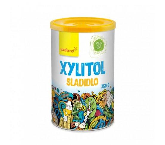 Xylitol sladidlo 350g Wolfberry