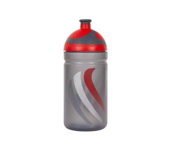 Zdravá lahev Bike 2K19 - červená 0,5l R&B Mědílek + špuntík zdarma